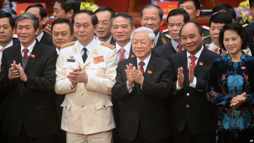Đại hội Đảng Cộng sản lần thứ 12.