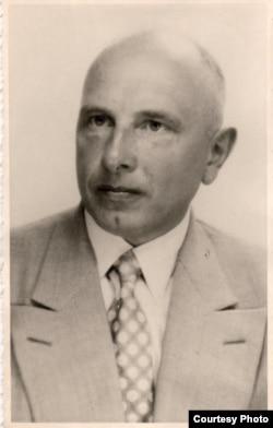 Степан Бандера 1968 р.