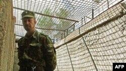 Сотрудник одной из российских тюрем (архивное фото)