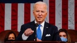 Biden dresse le tableau d'une Amérique qui a surmonté une séries de crises sans précédent