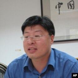 守望教会长老刘官(资料照片)