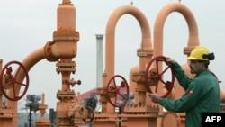 Украино-белорусско-российский сектор газа