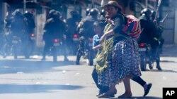 Estados Unidos espera que las autoridades transitorias de Bolvia logren calmar los ánimos de la ciudadania con nuevas elecciones.