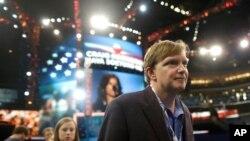 Manajer kampanye Obama, Jim Messina mengumumkan berhasil meraih dana kampanye 114 juta dolar selama penggalangan dana bulan Agustus (foto: dok).