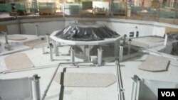 Angola Laúca turbina