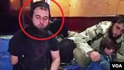 აჰმედ ჩატაევი ISIS-ის რიგებში