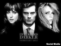 پوستر فیلم پنجاه طیف تاریکتر