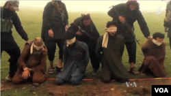 Islamic State has been called more brutal than Taliban in Afghanistan. They are known for beheading, setting people on fire and crucifixions.