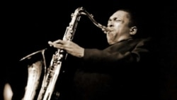 Coltrane discovered jazz by listening to the recordings of such jazz greats as Count Basie and Lester Young.