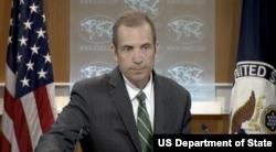 美國國務院發言人馬克·托納