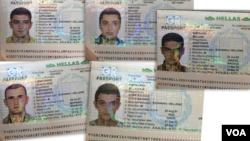 Syrian passports
