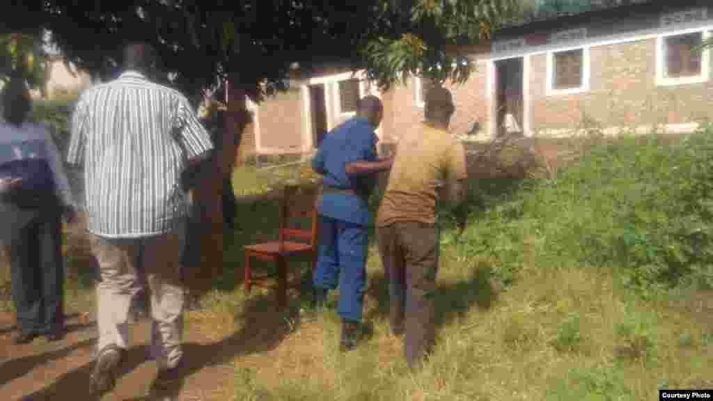 Burundi Mass Grave 7