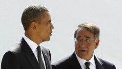 لئون پانه تا، وزیر دفاع آمریکا و باراک اوباما