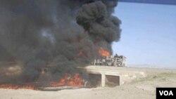 مقامهای محلی گفته اند که جسد ۳۸ قربانی این رویداد به کلی سوخته است