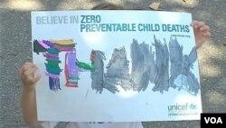 Các nhà lãnh đạo thế giới, và các chuyên gia y tế quảng bá kế hoạch mới giảm tỉ lệ tử vong của trẻ em