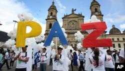 Uno de los objetivos es evitar que los territorios en los que durante décadas hayan operado las FARC, sean ocupados por otros grupos armados ilegales, como el Ejército de Liberación Nacional (ELN) o bandas criminales sucesoras de los paramilitares.