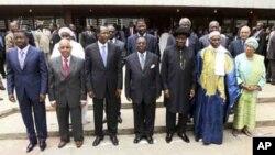 Shugabannin kasashen kungiyar ECOWAS