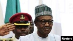 Le président du Nigeria, Muhamadu Buhari