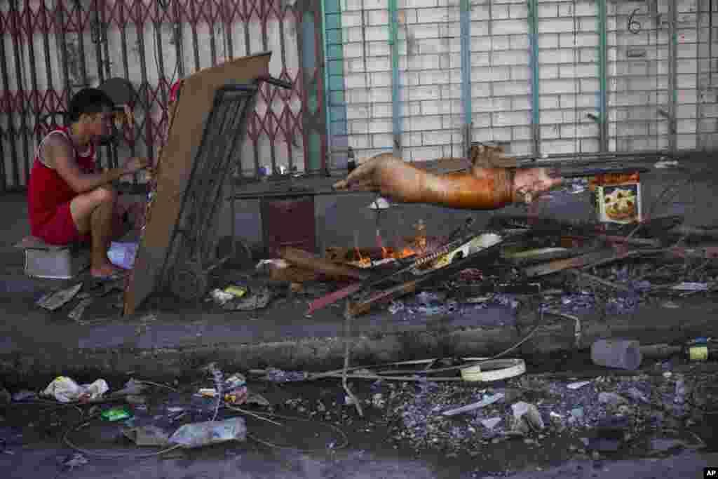 Филипины. После тайфуна
