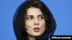 لیلا حاتمی در نشست خبری فیلم خوک در جشنواره فیلم برلین