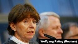 La Maire de Cologne Henriette Reker