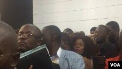 Idale leNominations Court koBulawayo