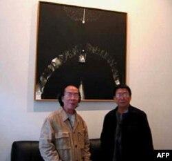 Đinh Cường - Nguyễn Trung ,Virginia 2005
