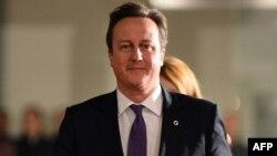 British Prime Minister David Cameron, Nov. 28, 2013.