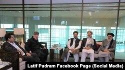 شماری از سیاستمداران افغانستان در اسلامآباد
