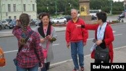 俄罗斯出现呼声 禁止中国人去贝加尔湖