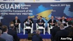 GUAM biznes forumu
