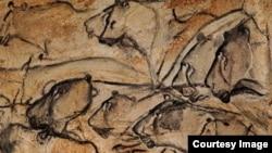 La réplica fue construida porque los dibujos originales son demasiado frágiles para ser expuestos al público.