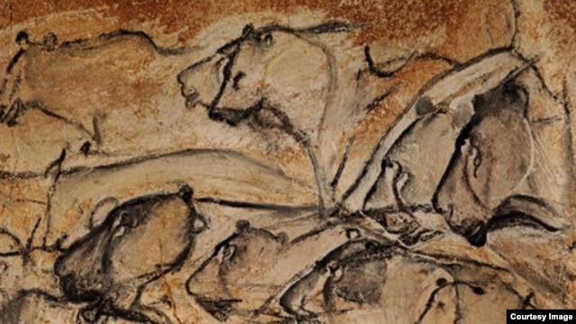 Located in a limestone plateau of the Ardeche River in southern France, the Grotte Chauvet-Pont d'Arc contains the earliest known and best preserved figurative drawings in the world, dating back 30,000 years. (UNESCO)