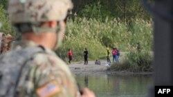 Lực lượng bảo vệ biên giới Mỹ.