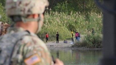 Nuevo México ordenó el retiro de la mayoría de las tropas de la Guardia Nacional en la frontera entre Estados Unidos y México