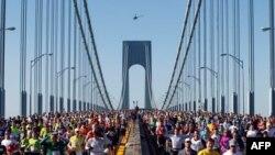 Учасники Нью-Йоркського марафону