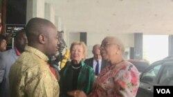 Abadala bedale leThe Elders beloMnu. Nelson Chamisa