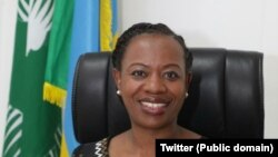 Umunyarwandakazi Monique Nsanzabaganwa yagenywe mu kibanza c'icegera c'umukuru w'urwego nyobozi rw'Umuryango w'Ubumwe bwa Afrika.