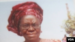 Dr. Maryamu Dija Ogebe