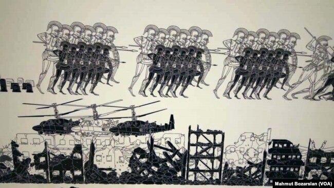 Photo Gallery: Çinli Sanatçının Gözünden Suriyeli Mülteciler