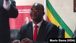 UMnu Douglas Mwonzora