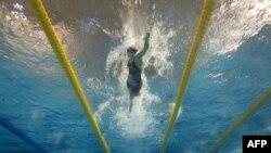 Bơi lội Việt Nam lần đầu tiên tập huấn ở Mỹ