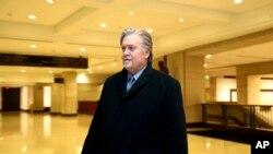 Bivši glavni strateg predsednika Donalda Trampa, Stiv Benon