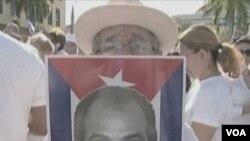 Orlando Zapata Tamayo, politički zatvorenik na Kubi je umro tokom štrajka gladju