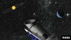 The Kepler telescope was launched in 2009.