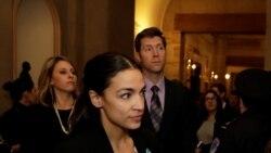 VOA: Legisladores demócratas de EE.UU. votan en rechazo del antisemitismo