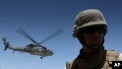 아프간 주둔 연합군