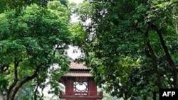 Văn Miếu được xây dựng từ năm 1070, là Trường Đại học đầu tiên của Việt Nam