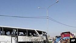 بم گذاری های عراق شیعیان را هدف قرار داد