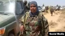 Col.FaadumoAli, 33, of the Somali military spent her life trying to bring peace and security back to her home country. She was killed May 22 while standing guard at a Mogadishu checkpoint.